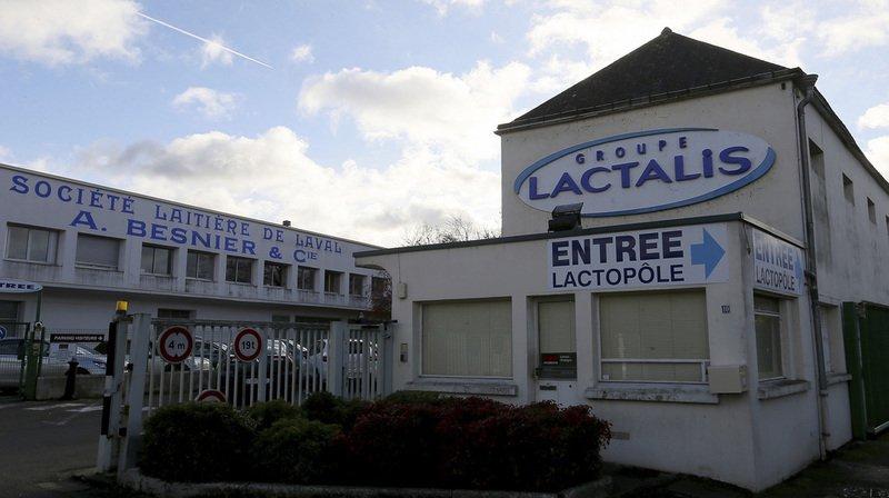 Lactalis devra reprendre tous les lots de lait infantile produits dans son usine de Craon (Mayenne).