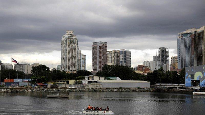 Philippines: une tempête tropicale fait 3 morts