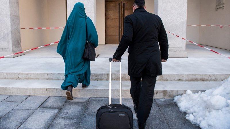 Etat islamique: 18 mois de prison pour la voyageuse du djihad de Winterthur