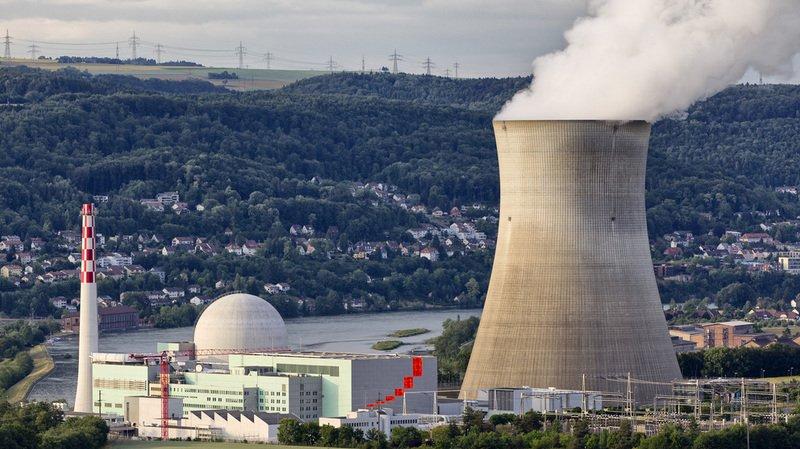 La centrale nucléaire de Leibstadt (AG) a été automatiquement déconnectée d'urgence jeudi