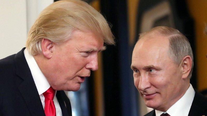 """Diplomatie: dans ses voeux Poutine appelle Trump à une """"coopération pragmatique"""""""