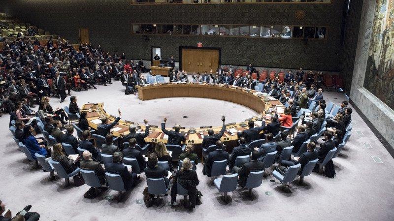 Six nouveaux pays au Conseil de sécurité de l'ONU