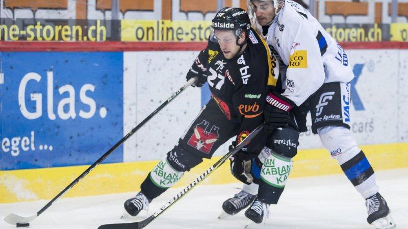 National League: Fribourg défait par Berne, Bienne gagne encore