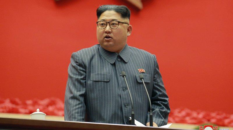 """""""Le bouton nucléaire est toujours sur mon bureau"""", dit Kim Jong-un"""