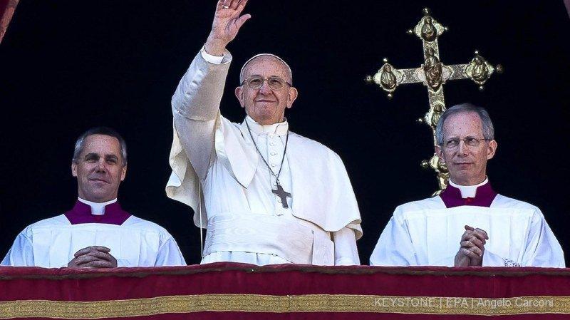Saint-Maurice: absent lors du 1500e de l'abbaye, le pape François se rendra à Genève en juin prochain
