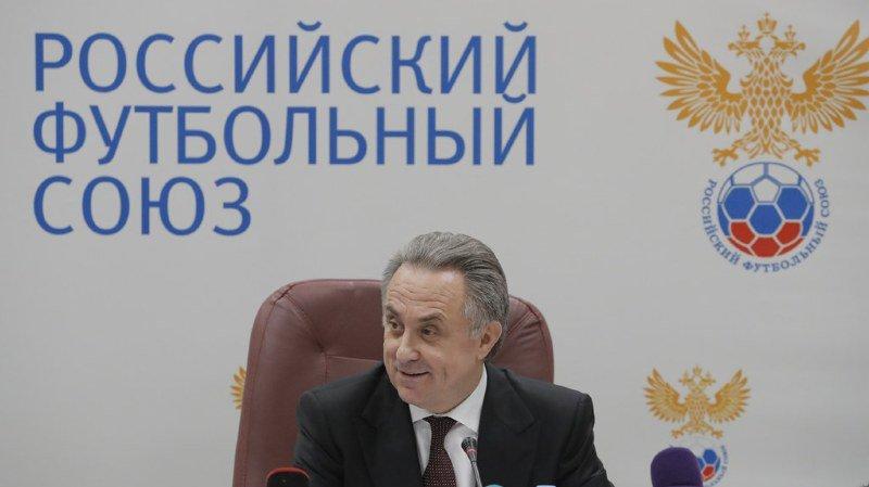 La FIFA a salué la décision de Vitali Moutko, prise selon elle dans l'intérêt de la Coupe du monde.