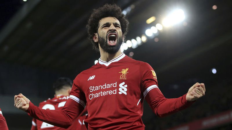 L'ex-Bâlois Mohamed Salah élu meilleur joueur arabe de l'année