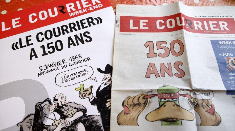 Le journal va à la rencontre de ses lecteurs à l'occasion de son 150e anniversaire.