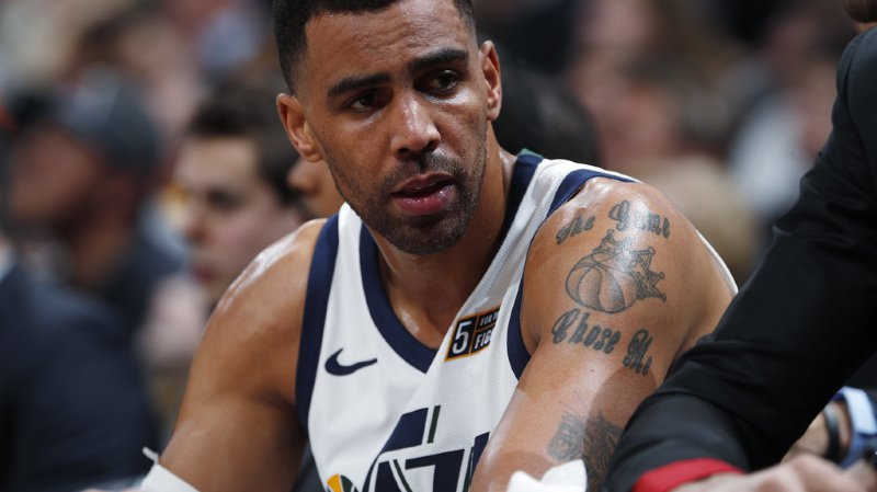 Basket: Thabo Sefolosha se blesse au genou et doit mettre un terme à saison en NBA