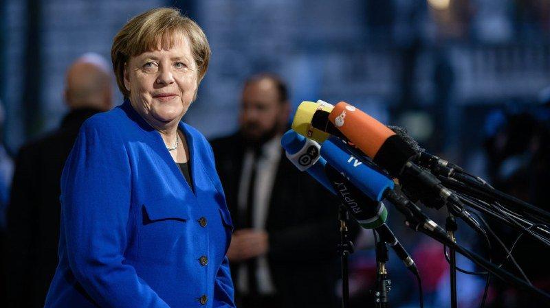 Allemagne: un accord de gouvernement a été trouvé entre Angela Merkel et le SPD