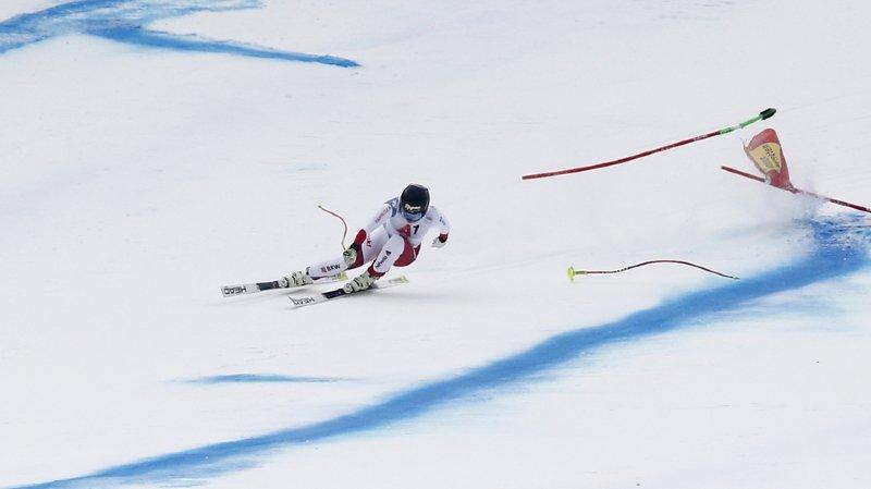 Ski alpin: Lara Gut termine 2e du Super-G de Bad Kleinkirchheim