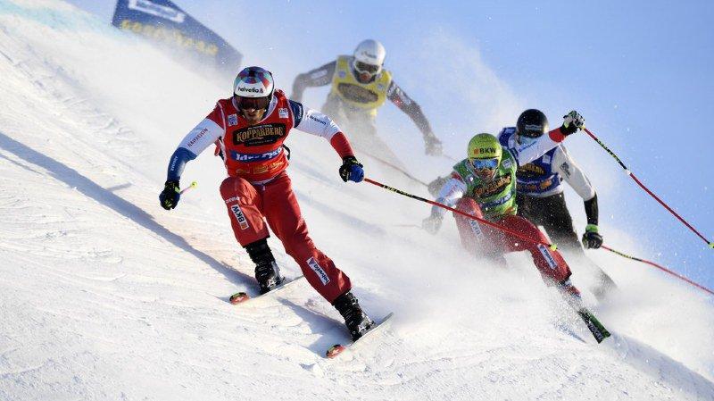 Les Suisses ont fait une razzia lors de l'épreuve d'Idre avec Alex Fiva en tête.