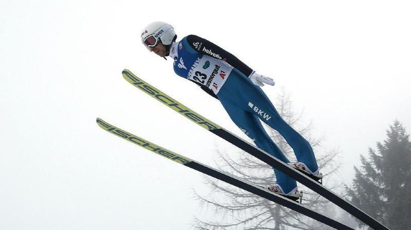 La dernière fois qu'Ammann était monté sur la boîte remontait au 13 mars 2015 à Kuopio.