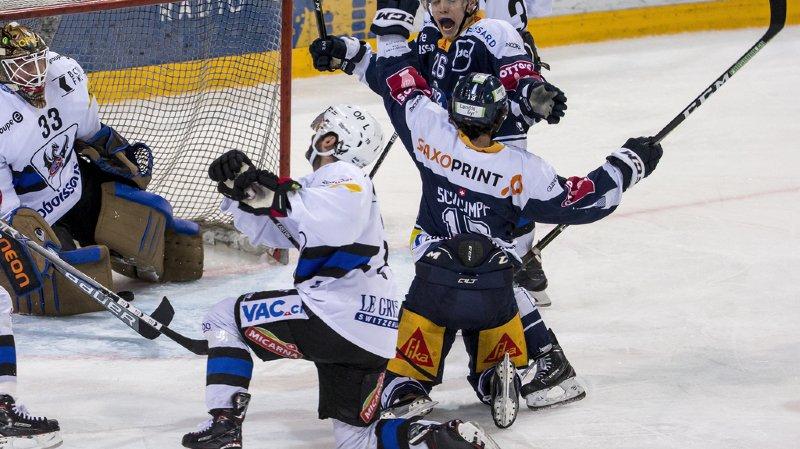 Hockey: Genève-Servette et Fribourg Gottéron s'inclinent en prolongation