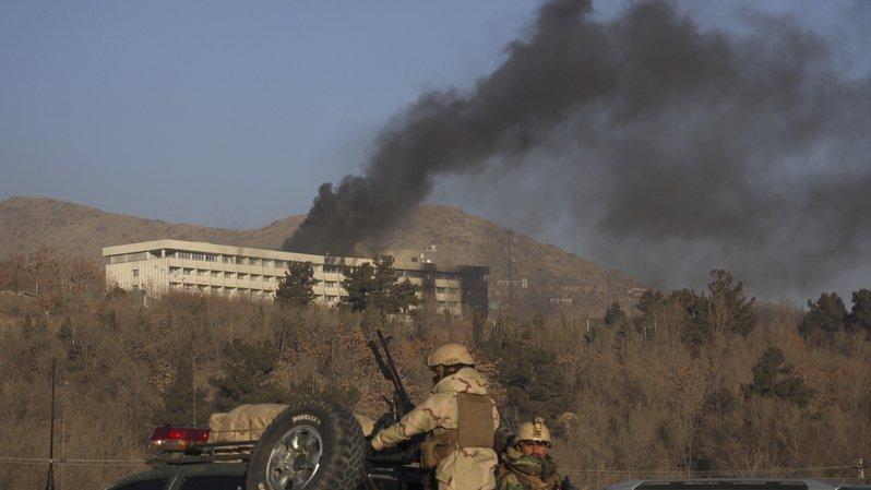 Afghanistan: au moins 22 morts à Kaboul après l'attaque d'un hôtel