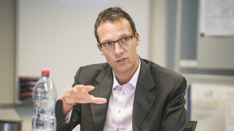 Président de la Fédération des communes valaisannes, Stéphane Coppey co-préside le comité de soutien valaisan contre No Billag.