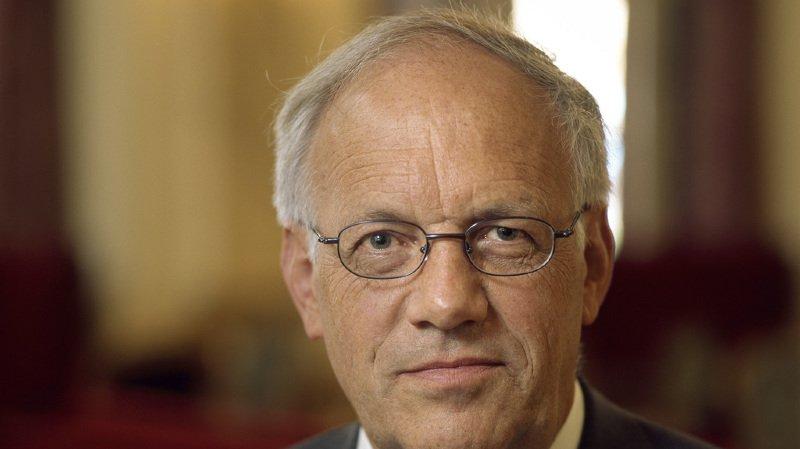 Suisse: Johann Schneider-Ammann confiant pour les entreprises et l'économie du pays
