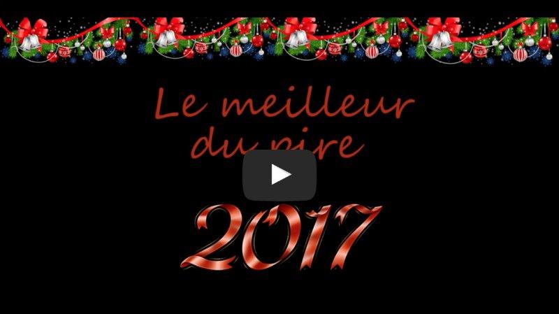 Bêtisier 2017: le meilleur du pire de nos vidéos