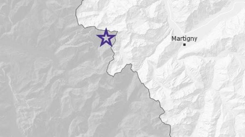 Tremblement de terre à Champéry ressenti jusqu'à Martigny