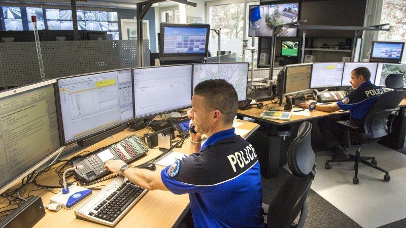 Intempéries en Valais: les téléphones de la centrale d'engagement ont sonné près de 2500 fois