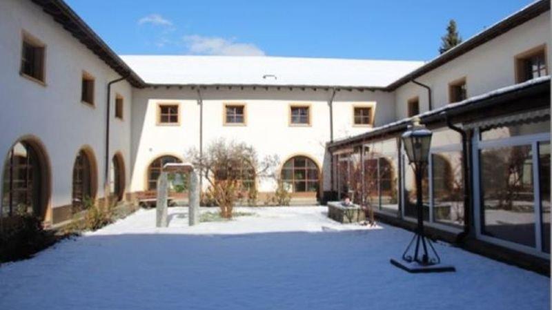 Le couvent des Capucins de Brigue-Glis accueillera des personnes en situation de handicap psychique.