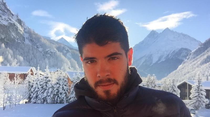 Dylan Métrailler est le nouveau directeur d'Evolène Région.