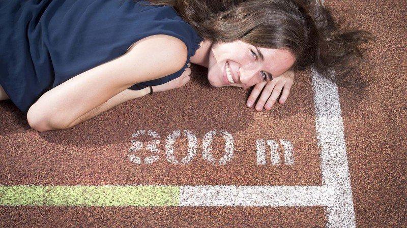 Lore Hoffman disputera le 800 mètres des championnats d'Europe à Berlin