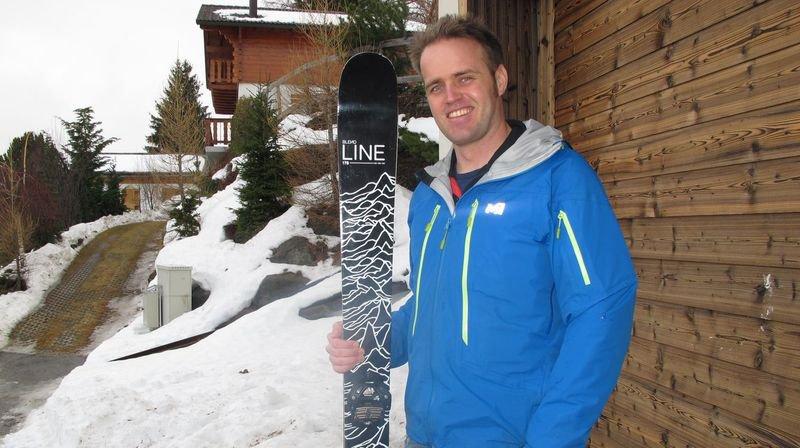 Aujourd'hui à 100% à l'AI, Jérémy Alther vit toujours à Haute-Nendaz. Il a osé remettre ses skis et essaie de profiter de chaque instant.