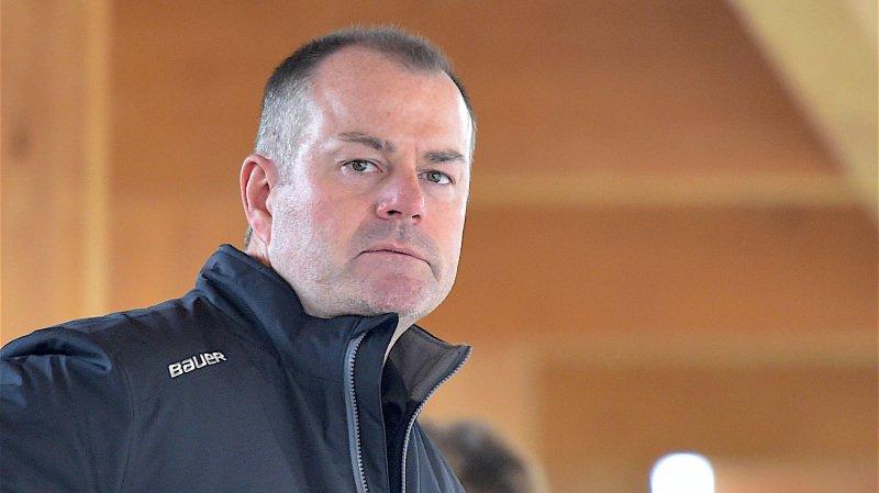 Joby Messier aurait dû assumer de grosses responsabilités au sein du HC Sion.