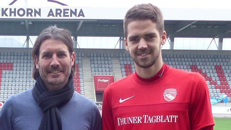 FC Sion. Grégory Karlen rejoint le FC Thoune en prêt avec une option d'achat