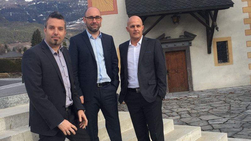 Le rapport de fusion des communes de Miège, Veyras et Venthône est rendu public