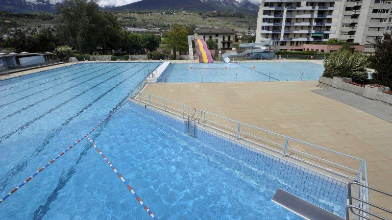 Sion: la Ville renonce à son centre aquatique et va rénover la piscine de la Blancherie