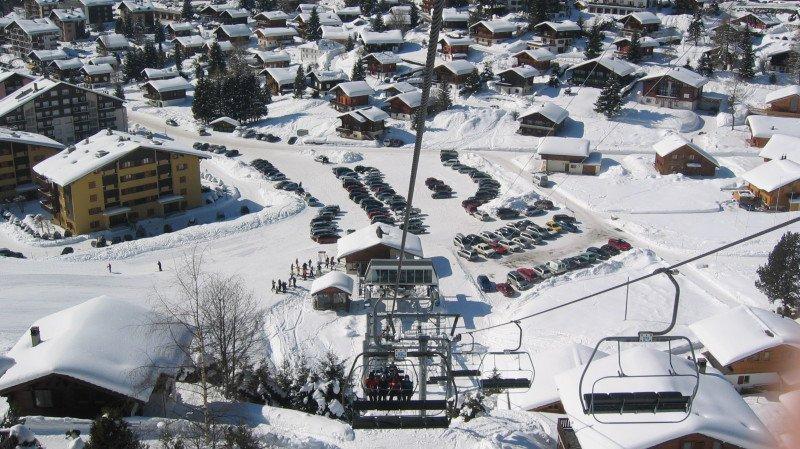 Le télésiège du Corbeau pourrait être à nouveau opérationnel à la fin janvier.