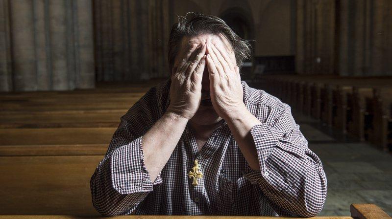 Prêtre pédophile: Jérémie*, l'une des victimes valaisannes qui est sortie de l'ombre en 2017, témoigne