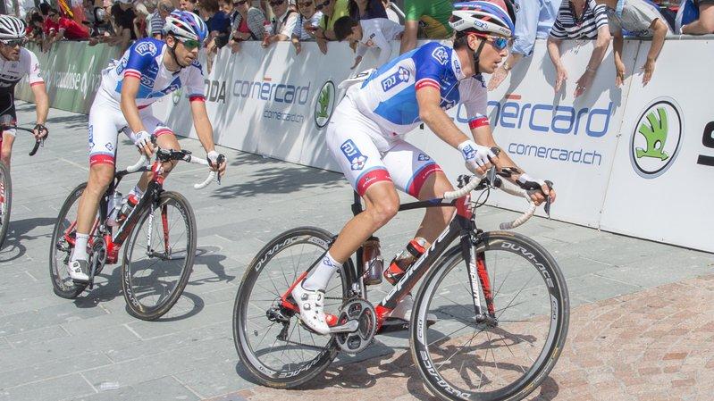 Steve Morabito et Sébastien Reichenbach seront normalement alignés sur les grands tours cette année 2018.