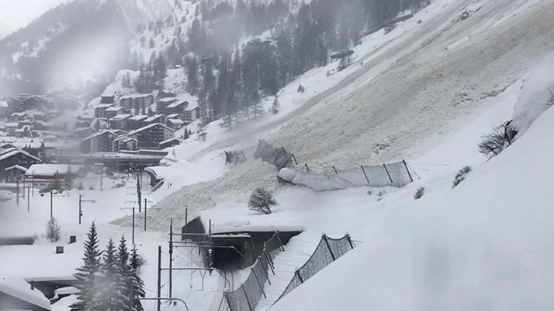Zermatt coupée du monde: témoignages
