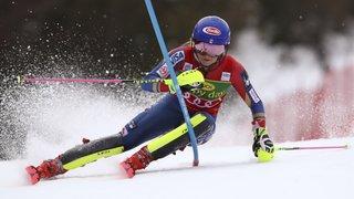 Ski alpin: Mikaela Shiffrin, bâtie pour triompher