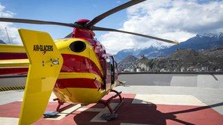 Ovronnaz: la femme emportée jeudi par une avalanche est décédée à l'hôpital