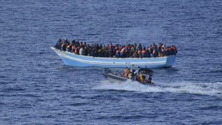 Espagne: le nombre de migrants arrivés par la mer a triplé en 2017