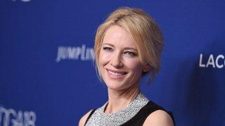 Cinéma: l'actrice australienne Cate Blanchett présidera le jury du 71e Festival de Cannes