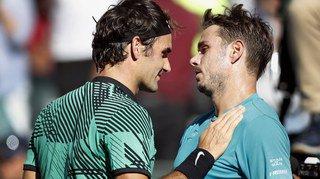 Tennis: Wawrinka et Federer dans la même moitié de tableau à l'Open d'Australie