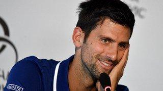 Tennis: Djokovic pressé de reprendre la compétition