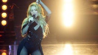 Zurich: le concert annulé de Shakira est reporté au 22 juin