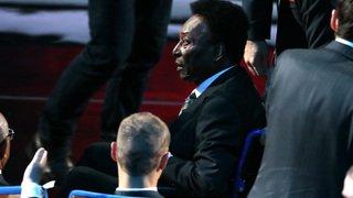 """Mondial 2018: Le """"Roi"""" Pelé, légende du football brésilien, voit la Seleçao favorite en Russie"""