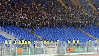 Football: deux matches à huis-clos requis contre la Lazio