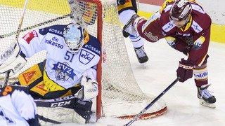 Hockey: Genève-Servette s'incline face à Zoug en National League
