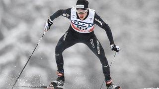 Ski de fond: Le Valaisan Candide Pralong réagit à sa qualification pour ses premiers Jeux olympiques