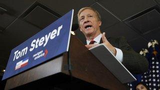 Le milliardaire Tom Steyer investit dans une campagne anti-Trump