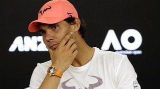 """Rafael Nadal: """"Si on n'est pas à 100% motivé pour l'Open d'Australie, c'est que probablement on n'aime pas ce sport!"""""""