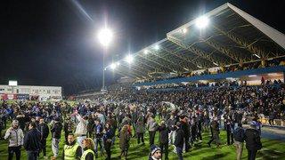 Portugal : les tribunes menacent de s'effondrer, le match Porto-Estoril interrompu